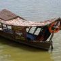Auch auf dem Sarawak River geht es ruhig zu