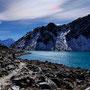 Die Gokyo-Seen sind das höchste Süßwasserseesystem der Welt