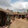 Handicraft Village mitten in Abuja