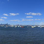 Boote vor Williamstown
