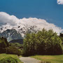 Am Mount Cook