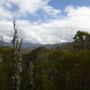 Blicke über das Landesinnere von Tasmanien