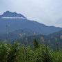 ...es geht zum Mount Kinabalu