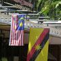 Flagge von Sarawak
