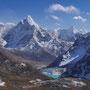 ...und Ama Dablam (6812 m)