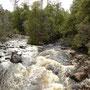 Sehen, wie die Flüsse zusammenfließen...