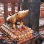 Das Reittier des Ganesha