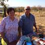 Den Nationalpark haben mir übrigens Sharleen und Dirk gezeigt. Und sie hatten auch ein wunderbares Picknick im Gepäck!