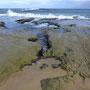 Spalte am Meer