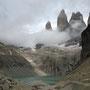 Die Torres del Paine!