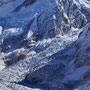 Der Khumbu Icefall...