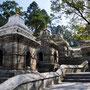 Tempelreihe