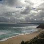 Auch der schönste Strand...
