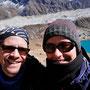 Selfie überm Gokyo Lake