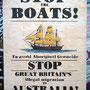 Auch in Australien gibt es Diskussionen, wie man mit Flüchtlingsbooten umgehen sollte...