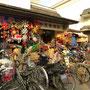 Fahrräder, da werden Erinnerungen an Münster wach