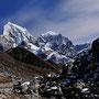 Unglaubliche Bergformationen...