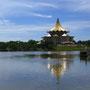Und noch ein Blick über den Sarawak