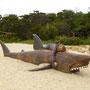 Susanne erlegt Hai...