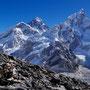 Ein letztes Mal: Everest und Nuptse