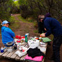 Das beste Frühstück auf dem ganzen Campingplatz