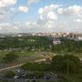 Blick über Abuja