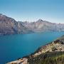 Und weil er einfach so schön ist - noch mal Lake Wakatipu