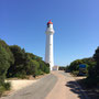 ...und das Split Point Lighthouse