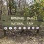 Erstaunlicherweise liegen die Brisbane Ranges mitten in Victoria...