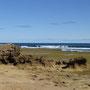 Strand zur Bass Strait