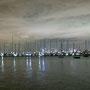 ...am Hafen von St. Kilda