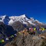 Der Kongde Ri (6187 m)…