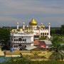 Erste Eindrücke von Kuching...