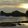 Sphinx Rock in der Abendsonne