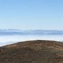 Irgendeiner von den da hinten ist der Mount Kosciuszko