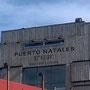 Puerto Natales! Wir sind bei 51°43' südlicher Breite - also noch nicht ganz auf der Breite von Münster...