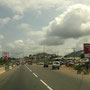 Auf dem Rückweg nach Abuja