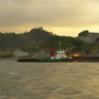 Industrie am Flussufer