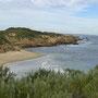 Küste zur Bass Strait