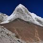 Kala Pattar heißt so viel wie schwarzer Fels