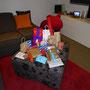 Ankunft in Melbourne: Riesengeburtstagsgeschenk für Heike...