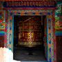 Die große Gebetsmühle in Lukla
