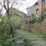 Am 19. April 2013 wandern wir von Varenna nach Vezio hinauf.