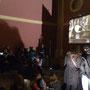 Pantalla para seguimiento de concierto / Maus 2009