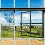 Platz 5 Alois Schuhn / Grenzfenster