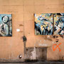 artiste : Alice Pasquini - photo : Butterfly