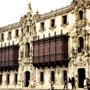 Lima - Palacio del Arzobispado (Plaza Mayor)
