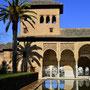 Alhambra - Palacio del Partal [GRANADA/SPAIN]
