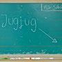 Bei Joghurt sind viele Varianten zulässig: Jugjug, Jo-a-gatt, joagadd.