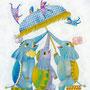 象のサーカス